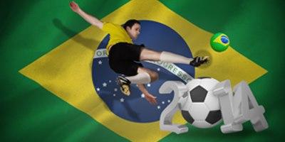 מדריך בריאות למונדיאל בברזיל (אילוסטרציה)