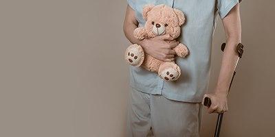 צליעה אצל ילדים. אילוסטרציה: שאטרסטוק