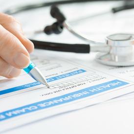 תמונת רפואה משפטית וביטוח