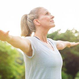 תמונת פעילות גופנית ואיכות חיים